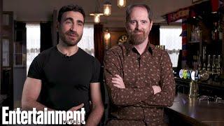 Meet 'Ted Lasso' Stars Brett Goldstein and Brendan Hunt   Cover Shoot   Entertainment Weekly