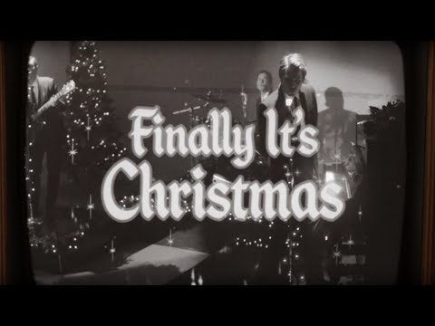 HANSON - Finally It's Christmas (Official Music Video)