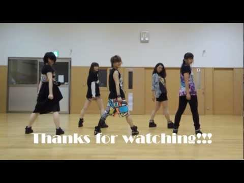 F(x) - Electric Shock  FULL COVER by Y8687 (JPN)