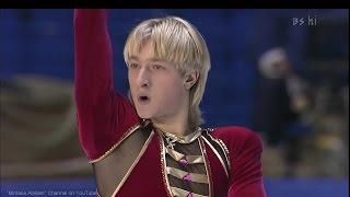 "[HD] Evgeni Plushenko - ""Bolero"" 2000/2001 GPF - Round 1 Short Program プルシェンコ ボレロ Плющенко Болеро"