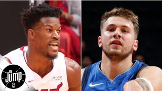 Jimmy Butler, Luka Doncic and the NBA League Pass All-Stars for 2019-20   The Jump