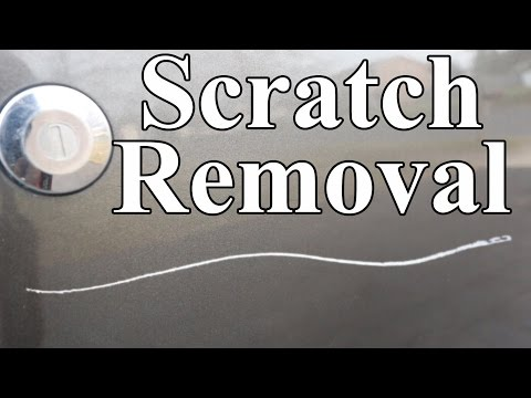 How To Repair Car Scratches