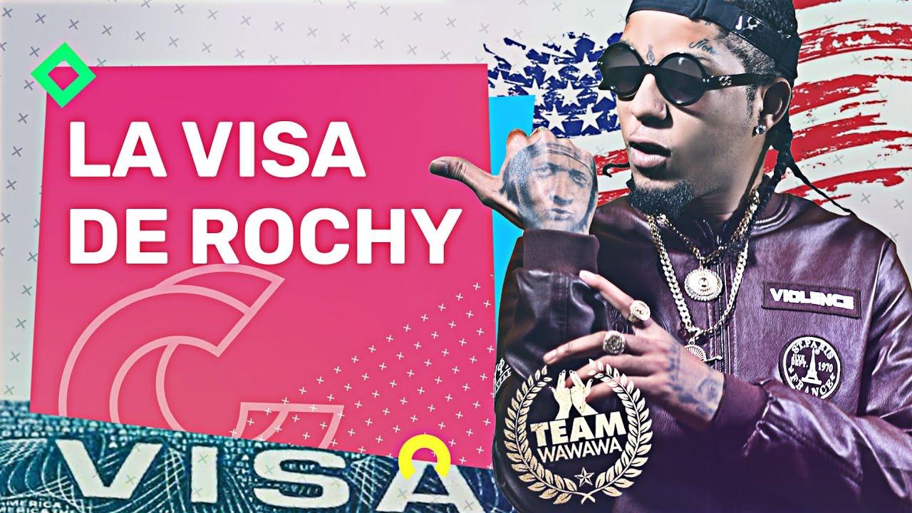 Rochy RD Sigue Esperando Por Su Visa | Casos Y Cosas
