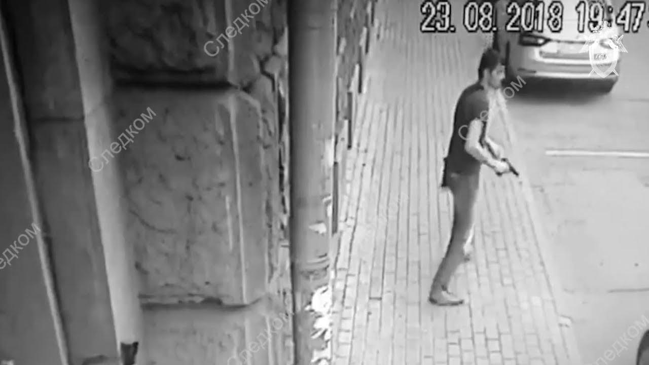 Атака на полицию: житель Кабардино-Балкарии застрелен в Москве