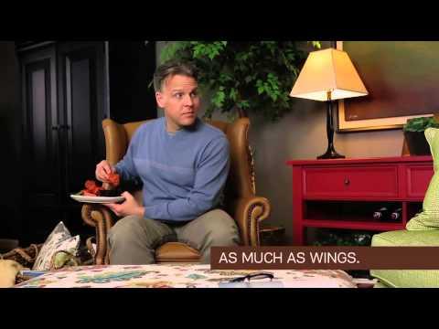 Ethan Allen of WNY - Wings :15 TV Spot