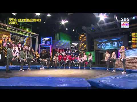[CUT] GFRIEND Battle - The Boss is Watching #2
