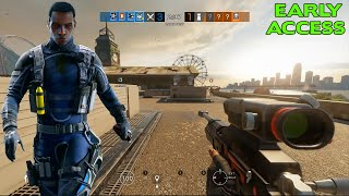 Operation Shifting Tides: 1st Impression of New Operators and Reworked Theme Park