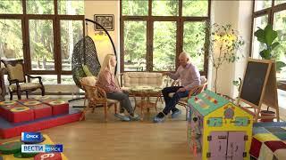 Омский детский хоспис не может принимать маленьких пациентов