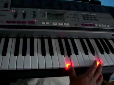 flor de capomo teclado
