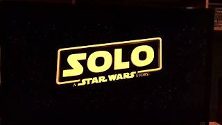 New #Solo TV Spot (Number 3)