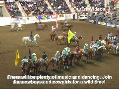 Pictures of The Frontier Circuit Finals Rodeo - Farm Show, Harrisburg, PA, US
