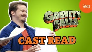 Gravity Falls Cast Reenacts the First Episode