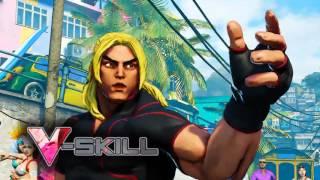 Street fighter v disponible sur ps4 :  bande-annonce