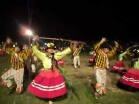 Accomarca 2012  Carnaval en el Tumi d Oro