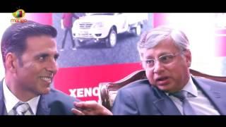 Akshay Kumar At The Launch Of Tata Xenon Yodha..