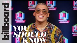 Inspired by Hector Lavoe & Daddy Yankee: 8 Things You Should Know About Bad Bunny | Billboard