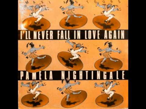 Pamela Nightingale - I'll never fall in love again