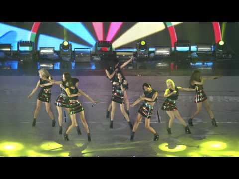 20170708 SM TOWN 콘서트 소녀시대 훗(Hoot)
