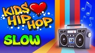 Brain Breaks - Children's Dance Song - Hip Hop Slow - Kid's Songs by The Learning Station