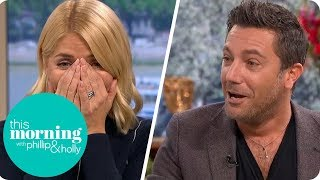 Gino Reveals How Gordon Ramsay Would Wake Him Up With His Willy | This Morning