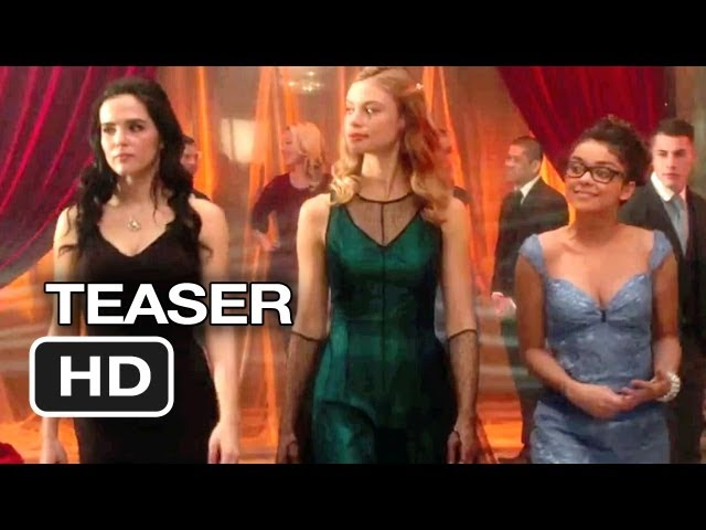 Vampire Academy: Blood Sisters TRAILER 1 (2014) - Olga Kurylenko Movie HD