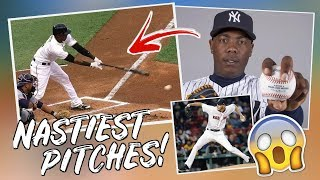 The NASTIEST Pitches in Baseball (MLB)