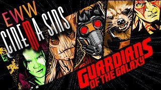 Everything Wrong With CinemaSins: Guardians of The Galaxy in 15 Minutes or Less