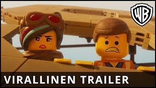 LEGO® Elokuva 2 - Virallinen trailer #1