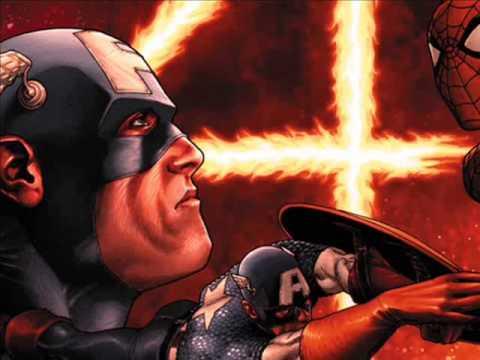 Baixar Marvel Civil War - Requiem for a Dream RMX