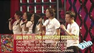 «ASIA 71» Triệu Con Tim - Hợp Ca Asia, Ca Đoàn Ngàn Khơi