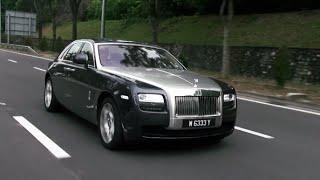 Rolls-Royce Ghost Series 1 - Roda Pusing Review