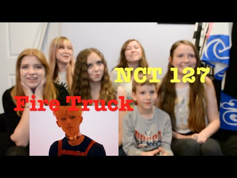 NCT 127 - 소방차 (Fire Truck) MV Reaction [Life is a Fire Truck]