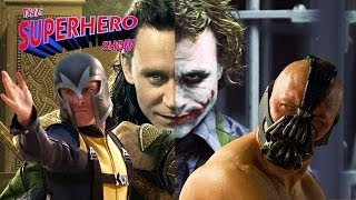 Who Delivered the Greatest Super Villain Performance? – The Superhero Show