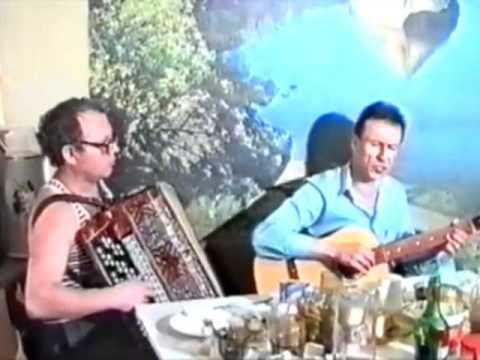 «Лагерные песни» Передача 1 (1995)