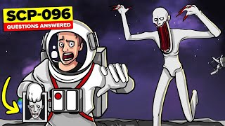 SCP-096 - Look at a Picture of Shy Guy in Space? The Shy Guy Questions and Theories (SCP Animation)