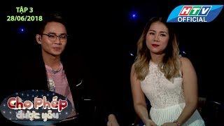HTV CHO PHÉP ĐƯỢC YÊU | Kim Chi may mắn được mẹ ruột lẫn mẹ kế thương yêu| CPDY #3 FULL | 28/6/2018