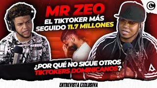 """MR ZEO DICE EL ALFA """"EL JEFE"""" EL ÚNICO QUE APROVECHA TIKTOK.11 MILLONES Y QUIERE GRABAR CON BULIN 47"""