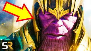 10 Hidden Superpowers You Didn't Know Thanos Has