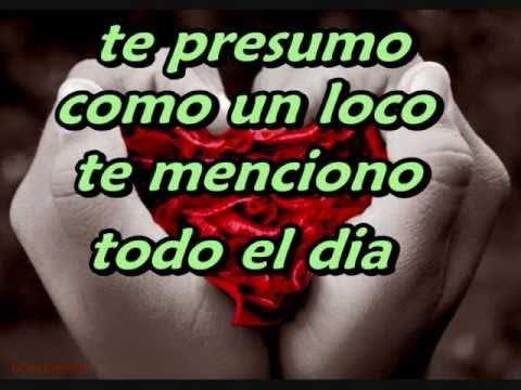 Te Presumo - Banda El Recodo  (Letra)