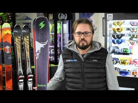 2016 Blizzard Brahma Skis Review - aussieskier.com