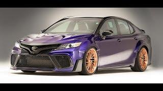 أجمل 3 سيارات تويوتا كامري 2018 SEMA     -
