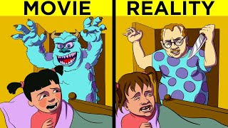 Scariest Pixar Movie Theories That Will Ruin Your Childhood