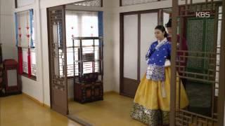 [HIT] 왕의 얼굴-카리스마 새 중전 고원희 등장, 서인국와 팽팽 기싸움.20150129