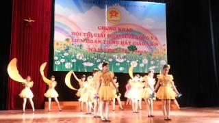 Giấc mơ thần tiên - Trường THCS Phú Minh