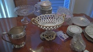 Collectibles and clutter are out. The basics are in - when it comes to many young adults.