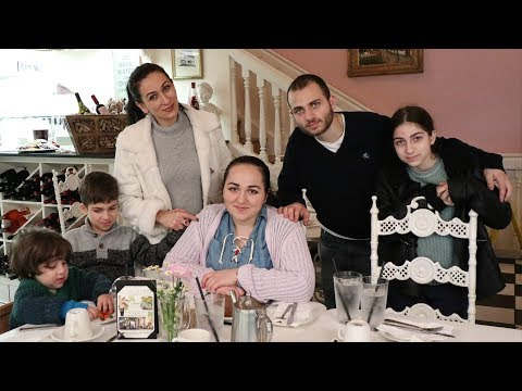 Heghineh Family Vlog #82 - Լիլիթի Օրը - Heghineh Cooking Show in Armenian