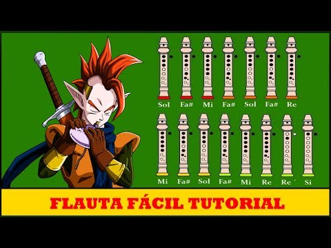 Tapion Theme en Flauta