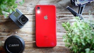 iPhone Xr Camera Video Test 4K