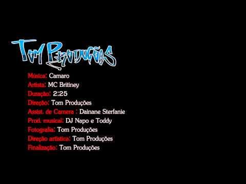 Baixar MC Britney   Camaro