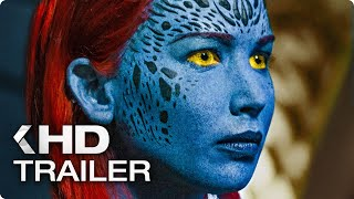 X-MEN: Dark Phoenix Trailer Germ HD